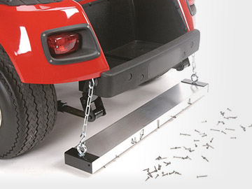 Hang-type Magnetic Sweeper