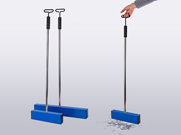 Magnetic Nail Sweeper